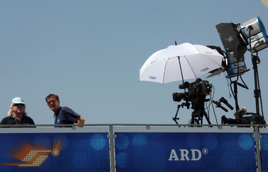 Шеф-редактор немецкого телеканала ARD признал необъективность в освещении событий на Украине