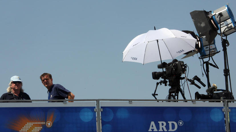 ARD покажет очередной фильм об употреблении допинга россиянами