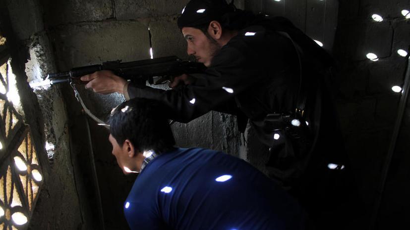 Human Rights Watch: сирийские оппозиционеры используют христиан в качестве живого щита
