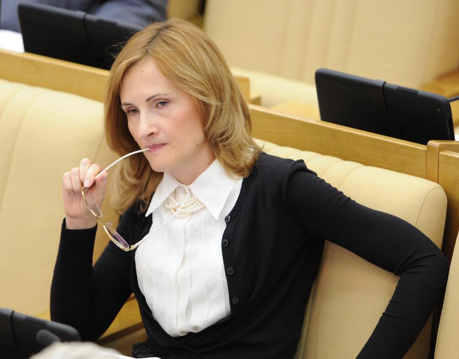 Ирина Яровая: «МК» выполняет задание тех, кто его дает – претензий не имею