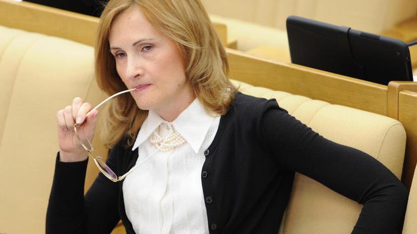 Ирина Яровая: Публикации о наличии незадекларированной квартиры - грязные инсинуации