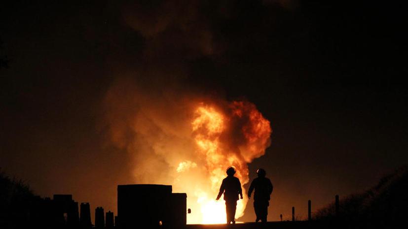 Неизвестные подорвали газопровод на востоке Египта, поставки топлива в Иорданию приостановлены