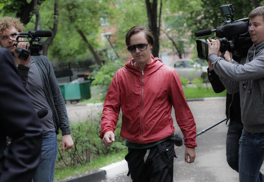 Против певца Витаса возбуждено уголовное дело по статье «угроза убийством»