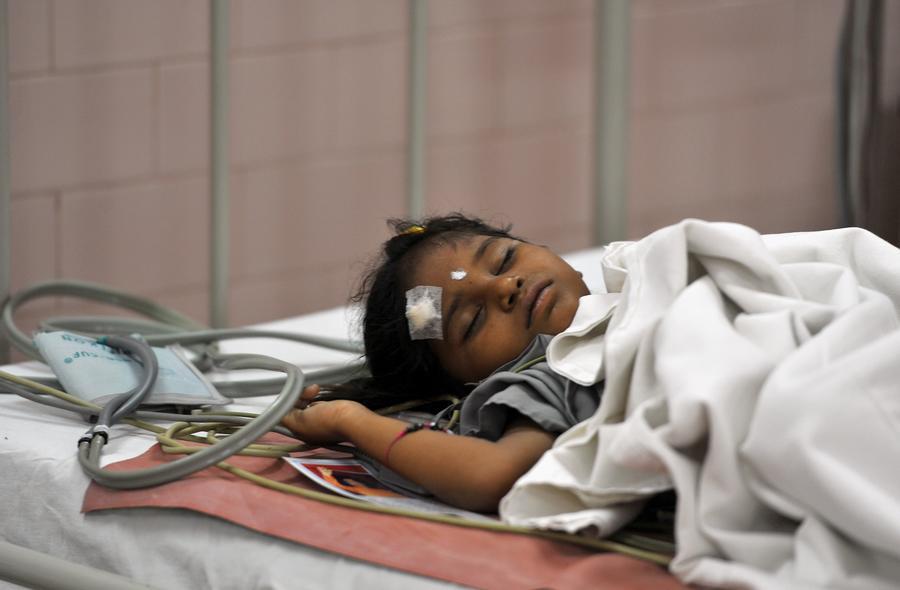 Крупное ДТП на севере Индии: погибли 28 человек, в том числе 13 детей