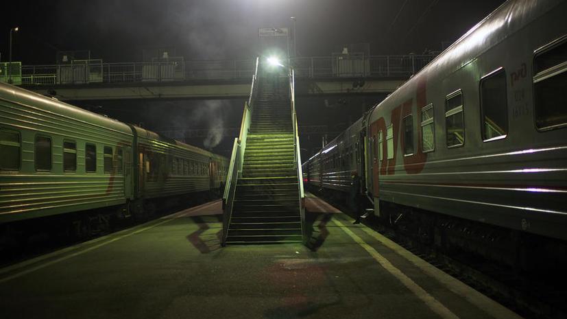Россия воссоздает «ракетные поезда»