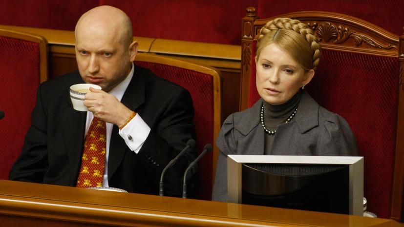 Эксперт: Закон о люстрации − пиар-ход перед парламентскими выборами