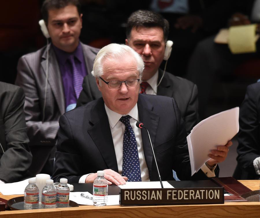 Виталий Чуркин: Россия призывает к скорейшему проведению третьего раунда межсирийских переговоров