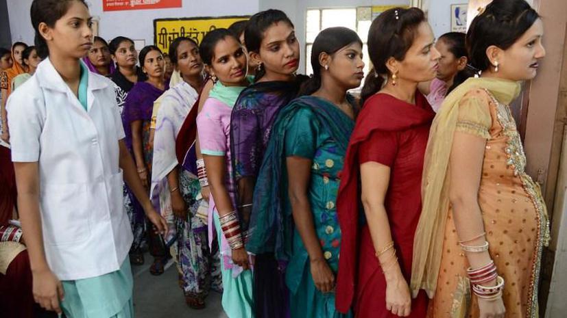 В Индии каждые два часа умирает женщина, сделавшая неудачный аборт
