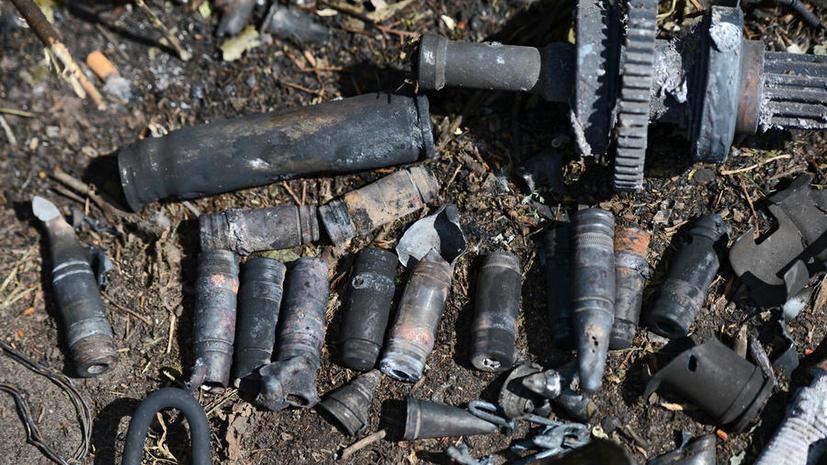 КПП Новошахтинск в Ростовской области вновь пострадал от обстрела с территории Украины