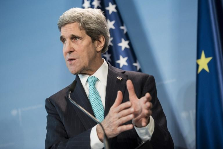Джон Керри заявил, что украинская оппозиция может рассчитывать на Барака Обаму