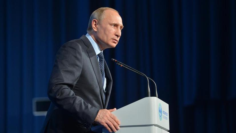 Владимир Путин: Остаётся немало вопросов к расследованию крушения МН 17