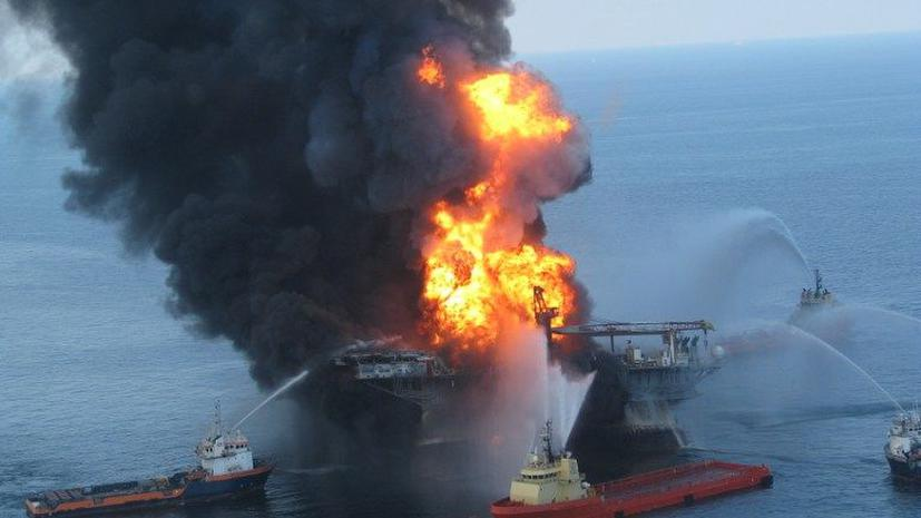 Суд одобрил соглашение BP и властей США о штрафе в $4,5 млрд