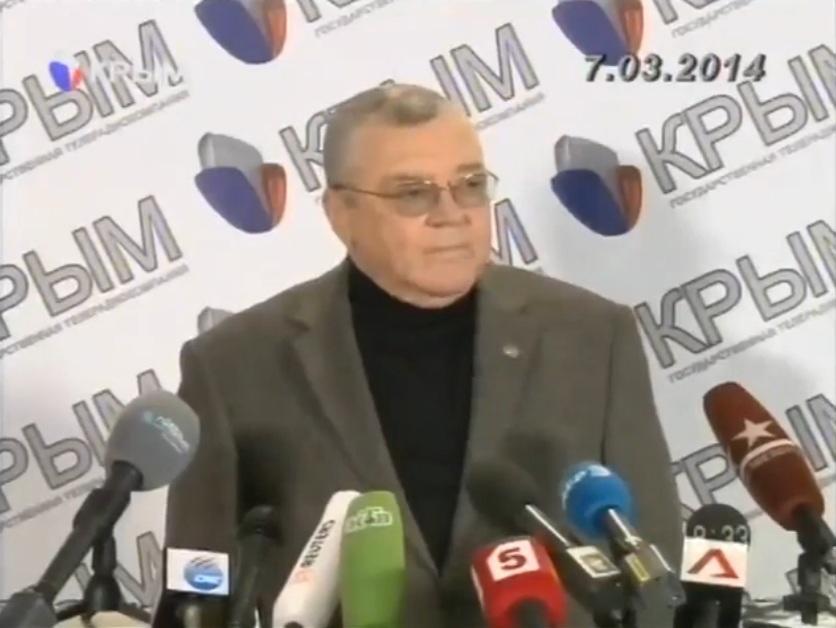 Вице-спикер парламента Крыма: Блокирование доступа к базе данных избирателей не помешает провести референдум