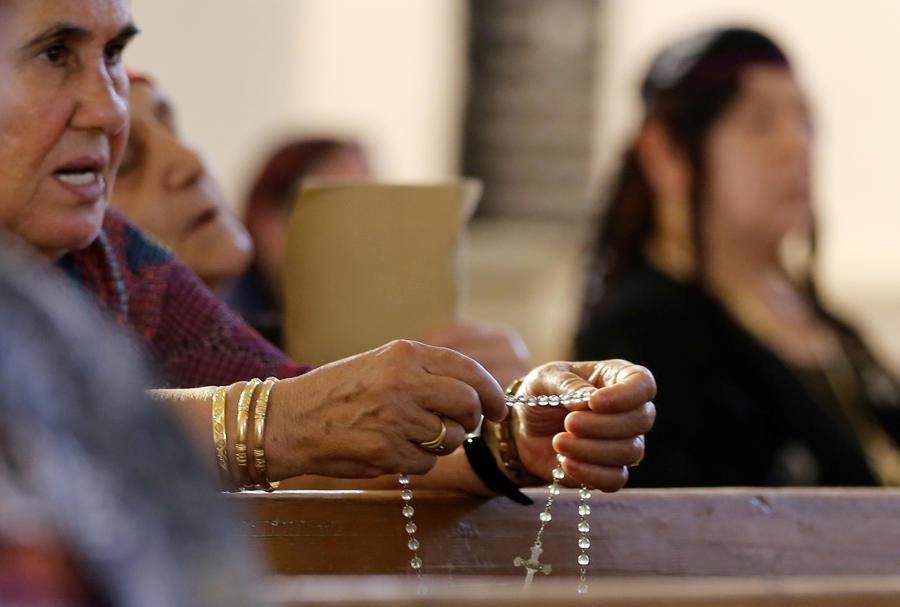 Крупнейший в Ираке христианский город занят боевиками из «Исламского государства»