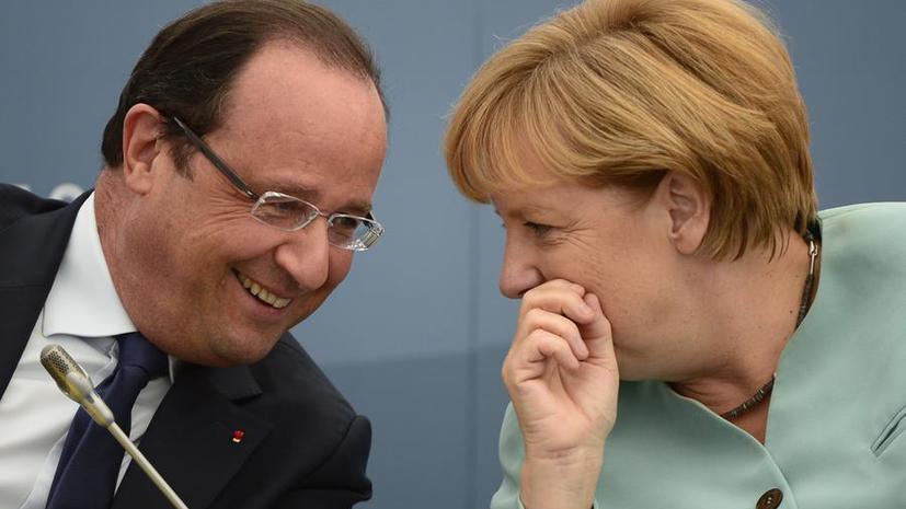 Франсуа Олланд не обращает внимания на общественное мнение по Сирии: 64% французов против вторжения