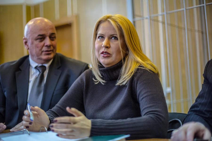 СК: Следствие будет ходатайствовать об ужесточении меры пресечения для Евгении Васильевой