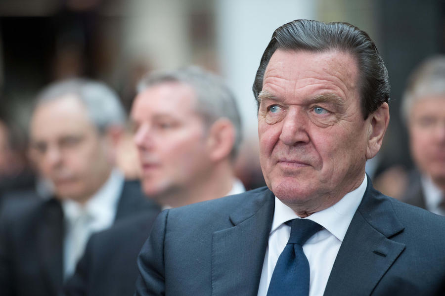 Герхард Шрёдер предостерёг страны Запада от ужесточения санкций против России
