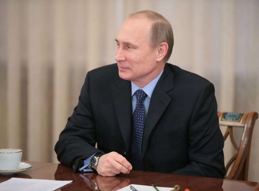 Путин: Сочи должен участвовать в программах развития здравоохранения и спорта