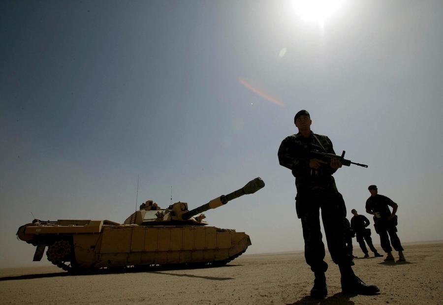 «Крыса пустыни» проела бюджет британской армии: легендарную танковую бригаду ликвидируют