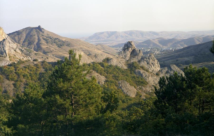 Все национальные парки, заповедники и заказники Крыма перейдут в ведомство Минприроды