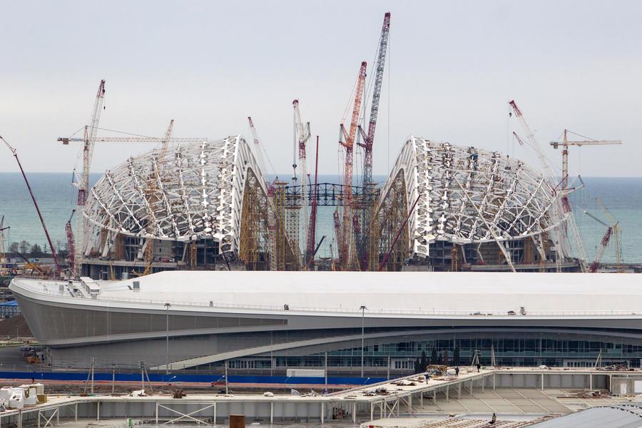 Счетная палата: «Олимпстрой» завысил стоимость сочинских объектов на 15,5 млрд рублей