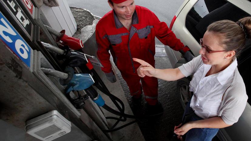 Вывозная пошлина на бензин может сократиться на треть