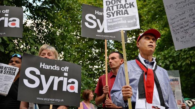 СМИ: Британские наёмники, воюющие в Сирии, угрожают устроить теракты в США и Великобритании