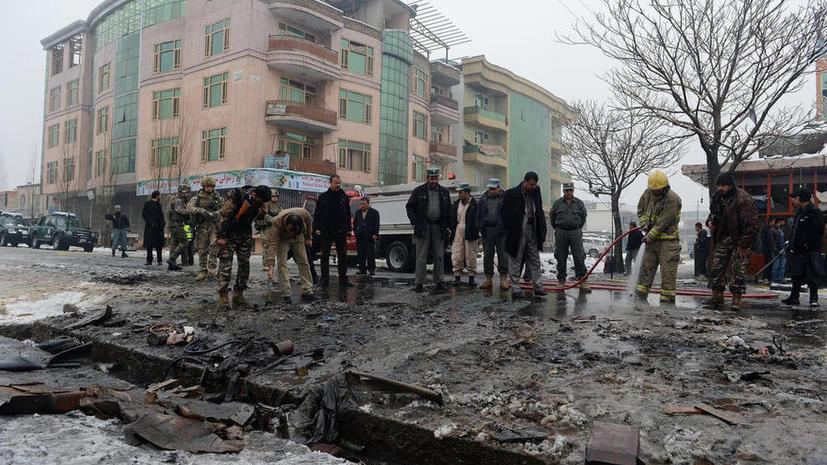 Министра обороны США в Кабуле встретили терактом: 9 погибших, 10 раненых