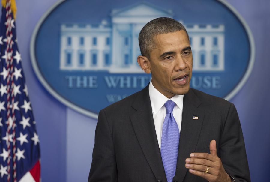 Барак Обама: Американцы сыты по горло решениями Вашингтона
