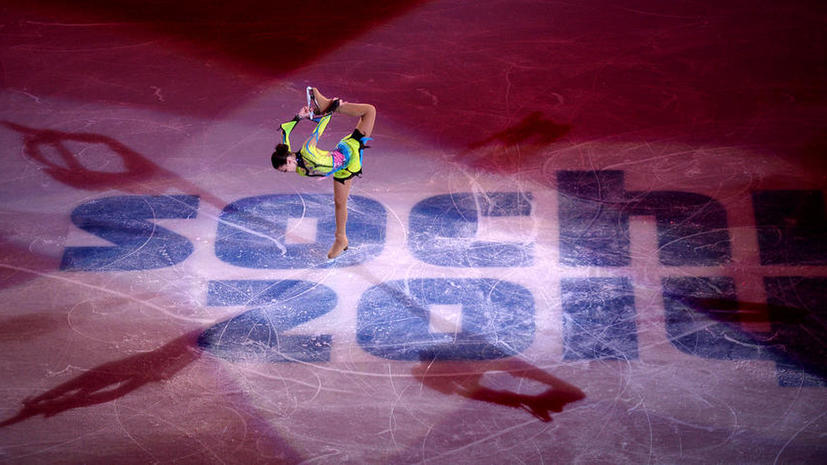 В Сочи сегодня пройдёт церемония закрытия XXII зимних Олимпийских игр