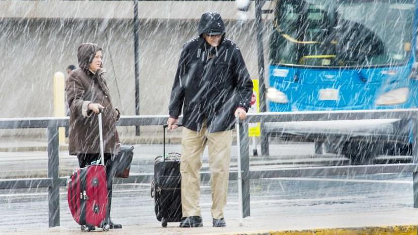 Погода может испортить жителям США День благодарения
