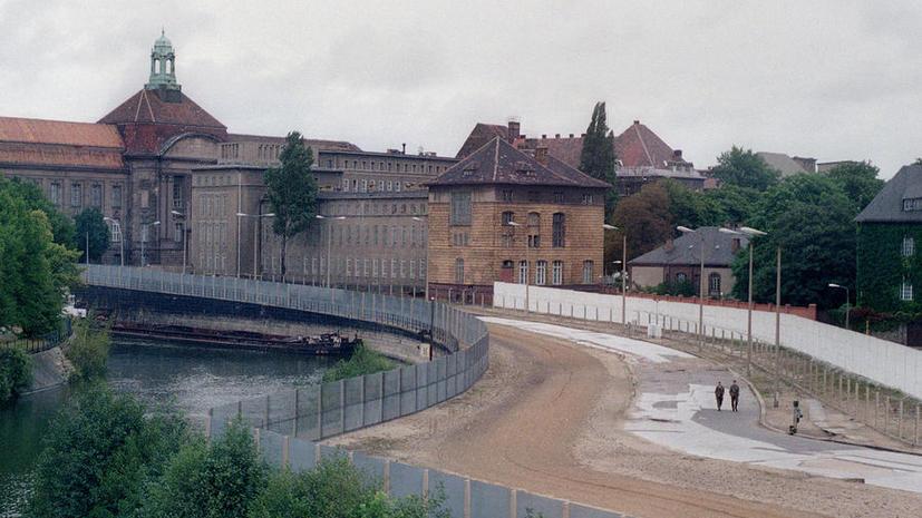 20 интересных фактов о Берлинской стене