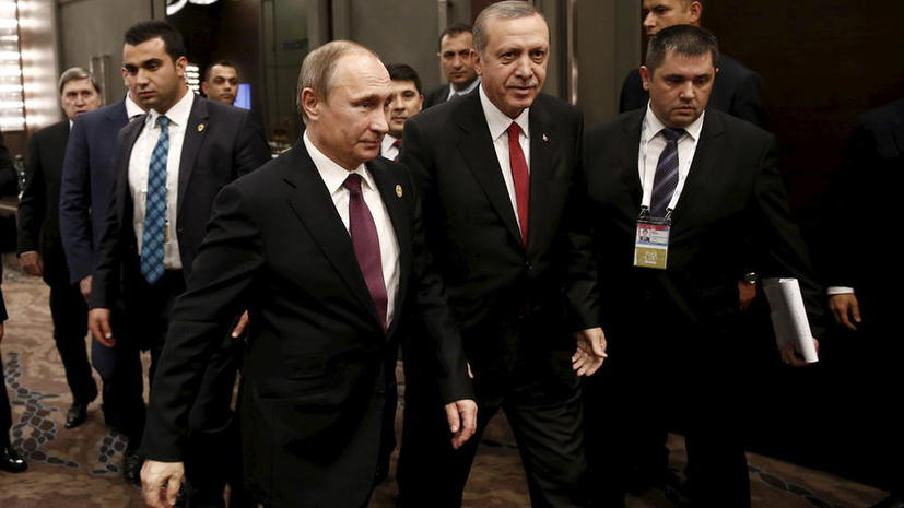 Немецкие СМИ: От ссоры России и Турции выиграет только «Исламское государство»
