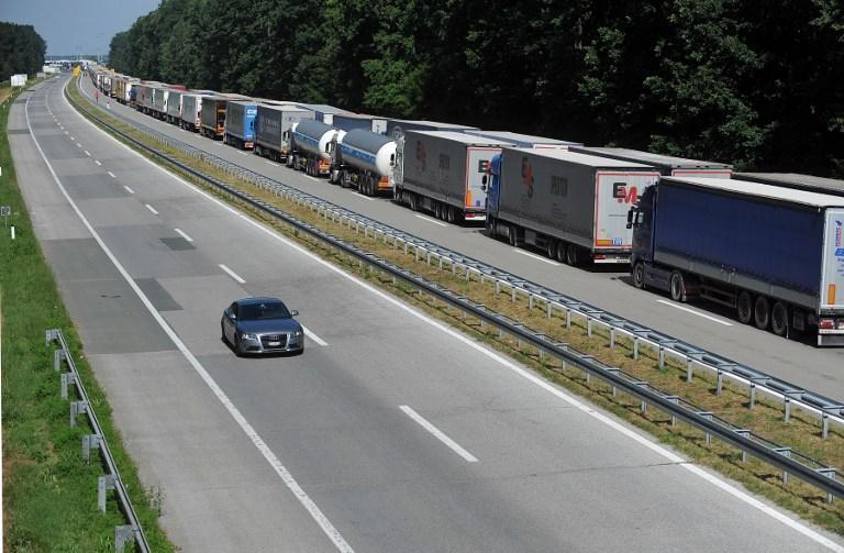Литовские пограничники объявили «итальянскую забастовку»: проверка будет строже, чем когда-либо