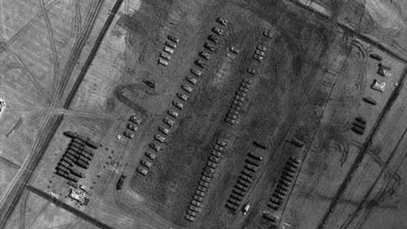 В НАТО подтвердили отвод российских войск от границы с Украиной
