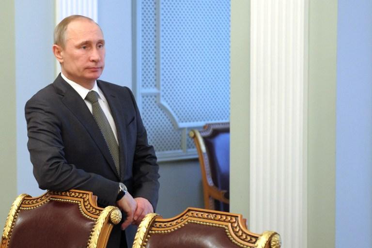 Владимир Путин назвал адекватными меры, принимаемые Россией в отношении Украины