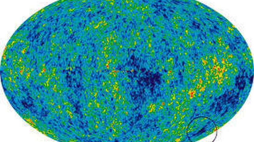 Учёные: Крупнейший объект во Вселенной оказался гигантской холодной дырой