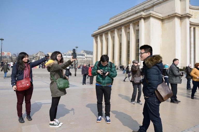 Китайские туристы потратили на отдых за границей больше всех в мире