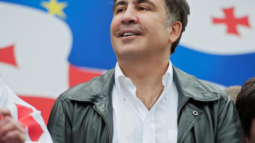 Михаил Саакашвили сделал себе пластическую операцию за счёт бюджета