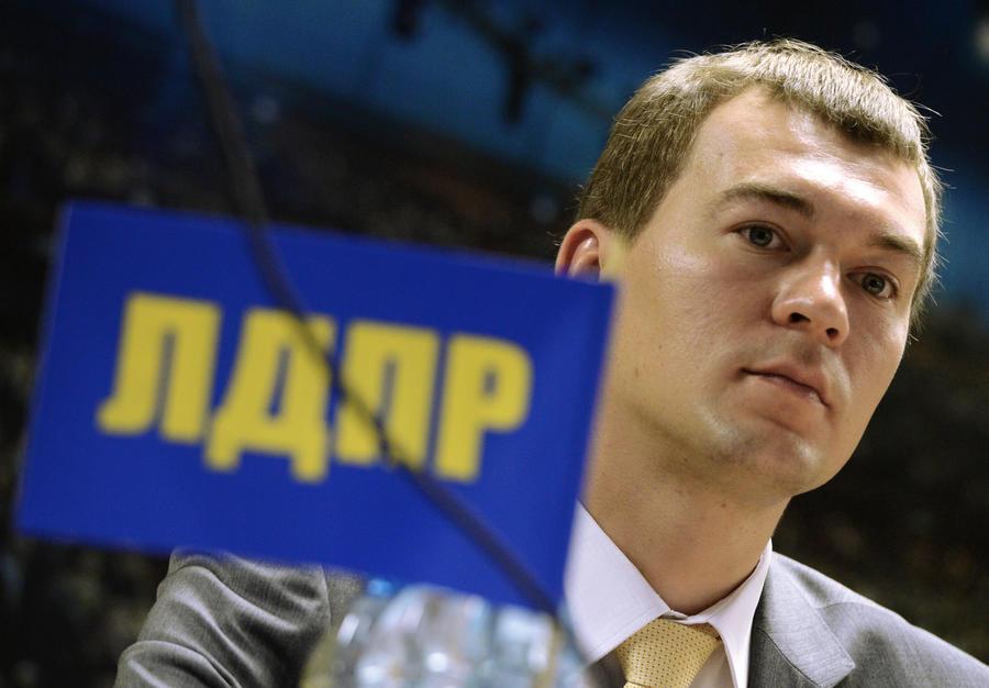 Кандидат в мэры от ЛДПР обещает москвичам канатную дорогу