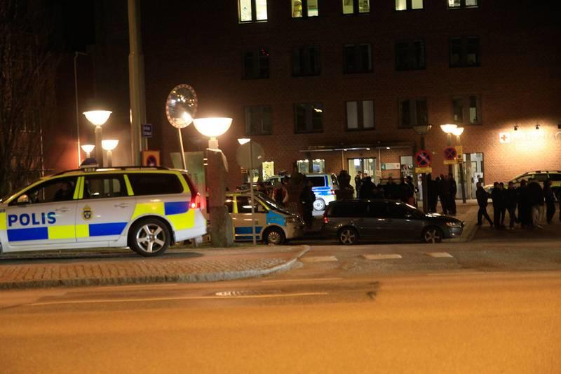 Стрельба в шведском пабе: два человека погибли, восемь получили ранения