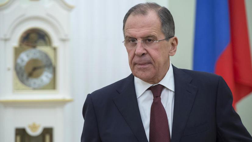 Сергей Лавров: Москва рассчитывает, что вывоз химоружия из Сирии завершится в срок