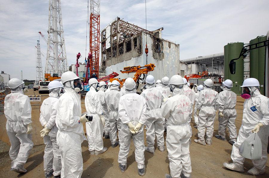 Якудза незаконно отправляла людей на зачистку Фукусимы