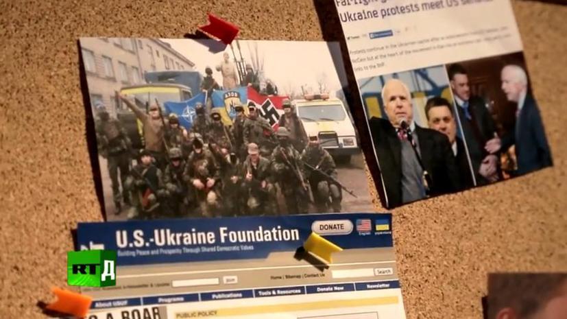 Новый документальный фильм RTД: как работает американская машина пропаганды