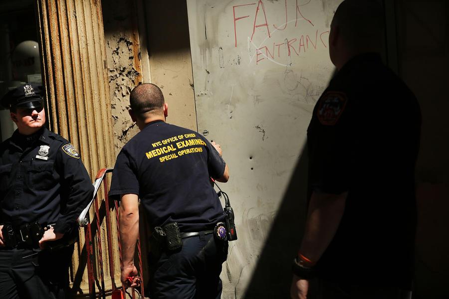 Детектив полиции Нью-Йорка подделывал признания в убийстве