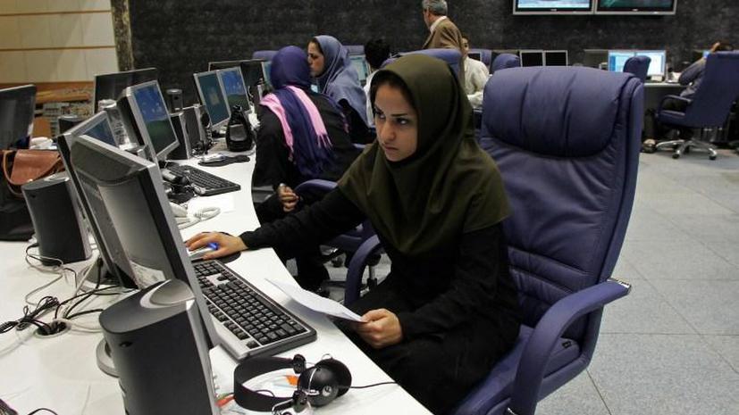 США сняли санкции в отношении иранской телерадиокомпании