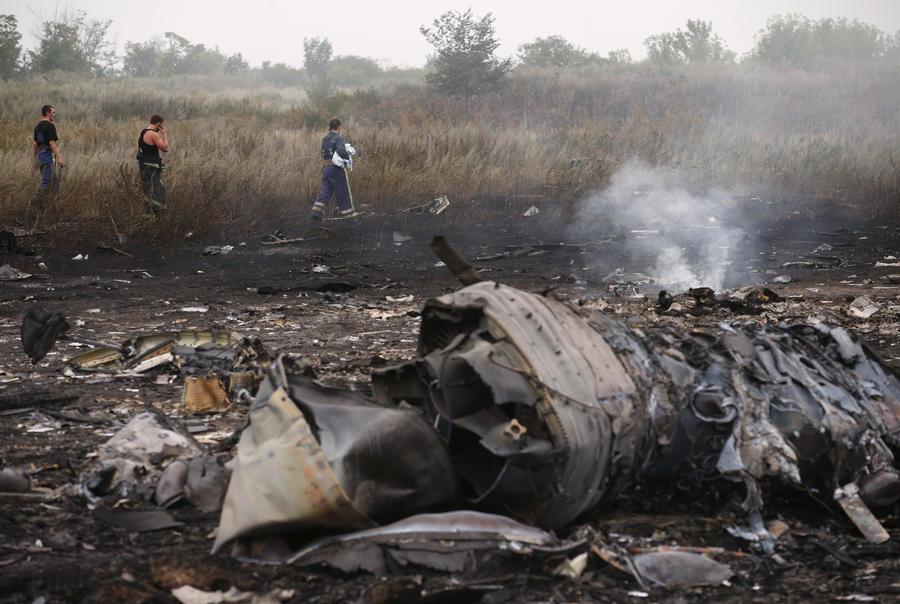 Австралиец украинского происхождения «сберёг улики с MH 17 от России» и готов вернуть их за деньги