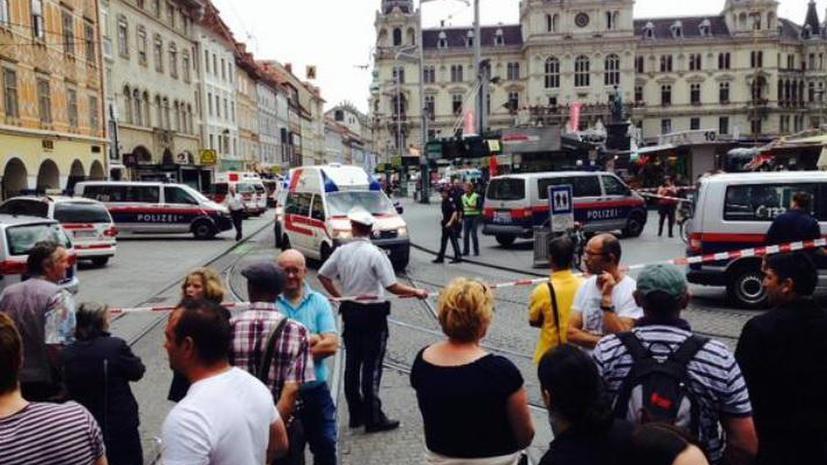 В Австрии мужчина на внедорожнике протаранил толпу людей, три человека погибли, более 30 пострадали