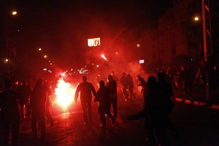 Противники президента Египта подожгли офисы «Братьев-мусульман»
