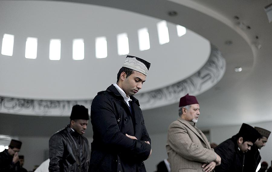 Мусульмане Великобритании не хотят вступать в однополые браки